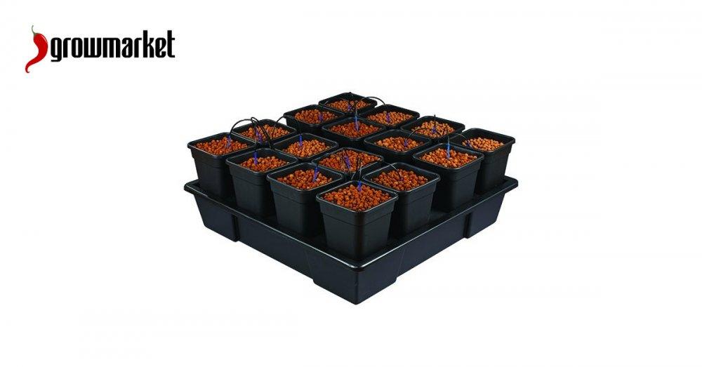 Hydroponické systémy pro pěstování bylinek