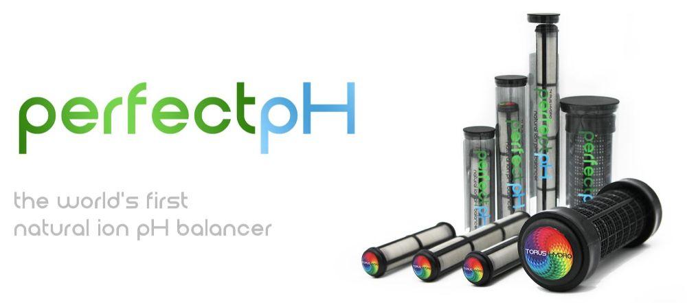 První přírodní iontový stabilizér pH