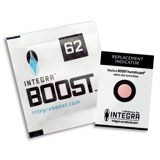 Integra Boost 8 g, 62% vlhkost, 1 ks