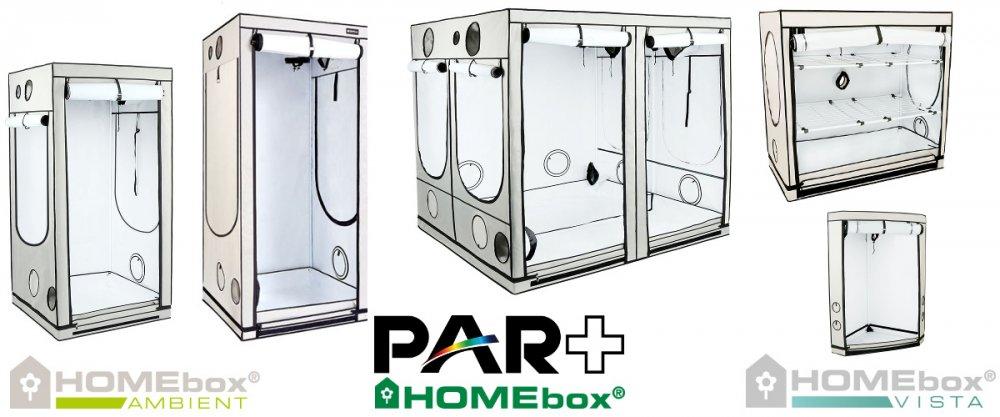 Kvalitní grow boxy Homebox Original pro pěstování bylinek doma.