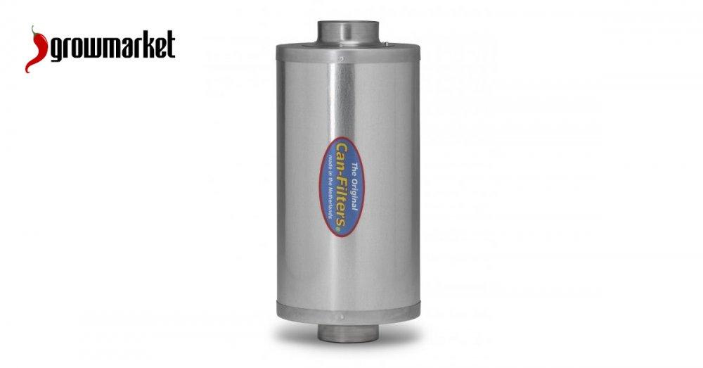 Účinné tlumiče hluku pro potrubní ventilátory