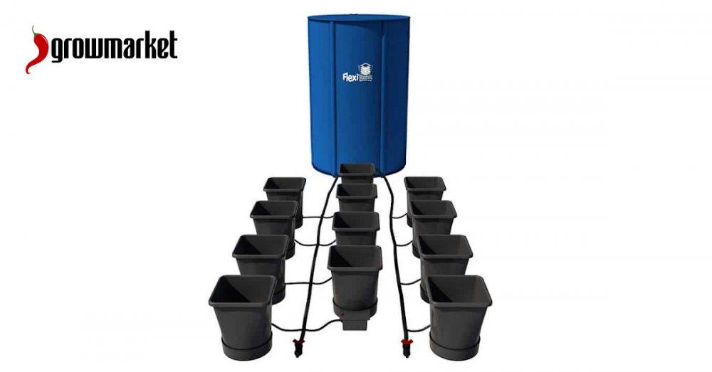 Samozavlažovací systémy a květináče pro pěstování bylinek i zeleniny