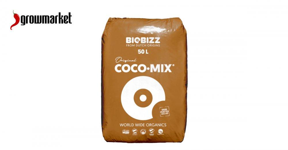 Špičkové kokosové substráty (vlákno a brikety) na pěstování indoor